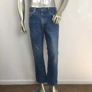 "Vintage Levi's 517 ""Orange Tab"" Man Jeans W36 L33"